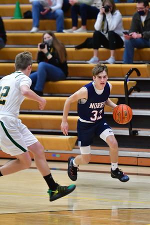 Freshman Boys Basketball vs Pius