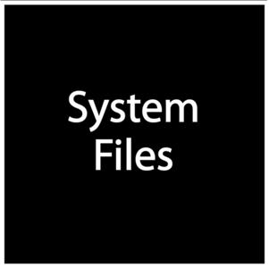 ZZ System FIles