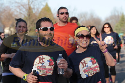 8K at 500m mark 2016 Kona Cheesecake Run