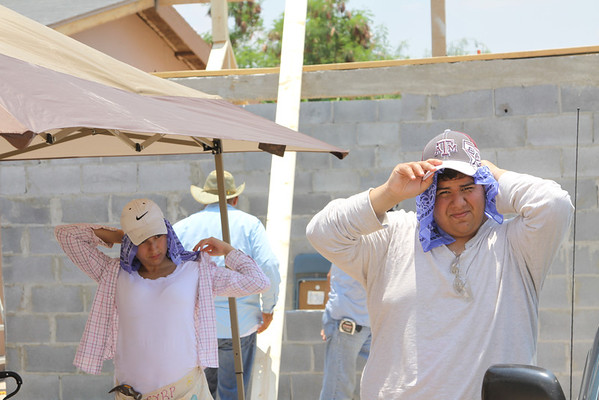 June 25, 2012 St. Paul Catholic Church Colonia Service Project - MR