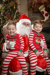 Santa Visit (December 10)