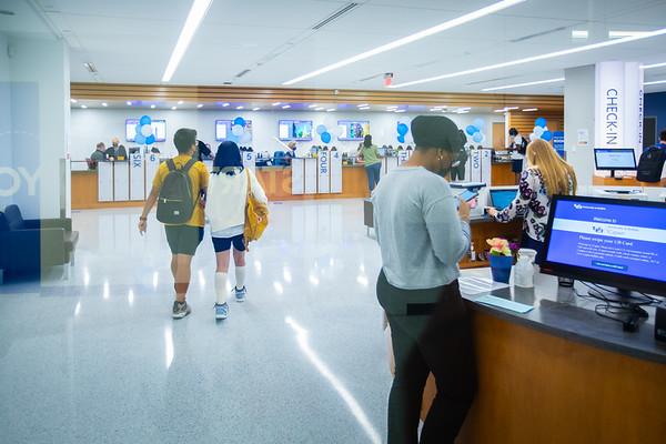 210357 Student Life, Interiors, North Campus