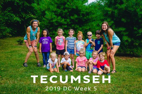 Week 5 Trail Groups