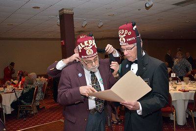 2016 Uniformed Units Potentate Reception