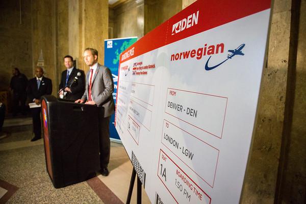 4-5-17 Norwegian Airlines Announcement