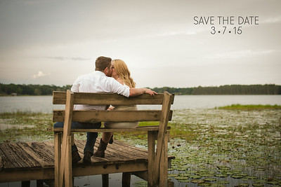 Melissa and Taylor's Save the Date