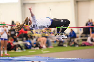 Women's High Jump, Gallery 2 - 2013 GVSU Big Meet