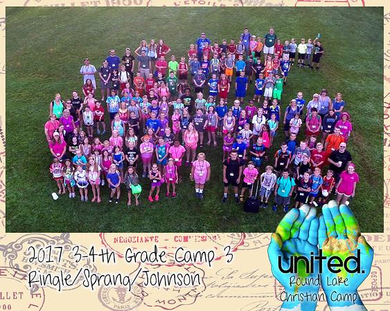 2017 3-4th Grade Camp 3