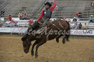 SADDLE BRONC RIDING Tuesday September 26