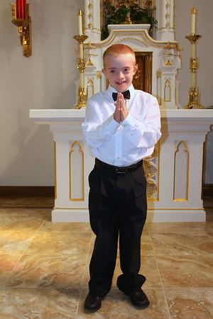 First Communion 2014