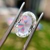 2.32ct Flat Oval Shape Diamond GIA J SI1 9