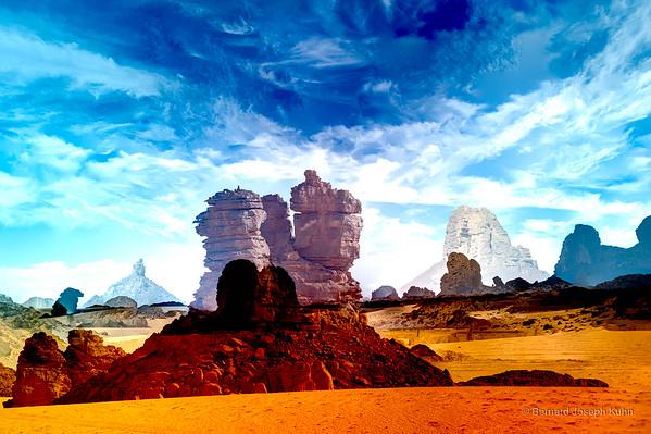 Le Sahara interprété • Interpreting the Sahara