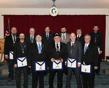 Greentown Lodge No 341 125th Rededication 03-09-2019