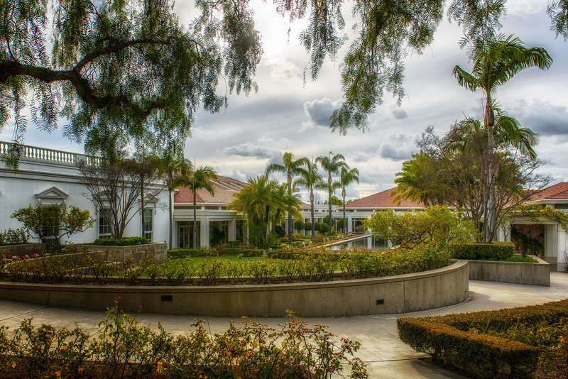 Richard Nixon Library - Yorba Linda, CA