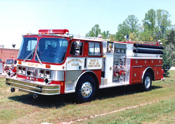Company 6 - Second District Fire Department