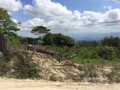 El Cordoncillo, Honduras, 2016