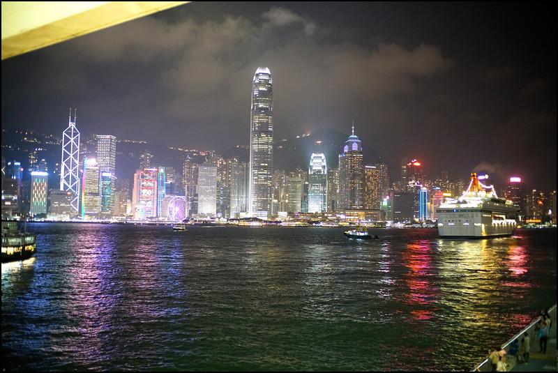Around Hong Kong October 2015