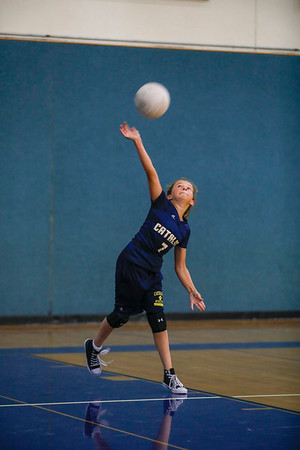 Grade 6 Volleyball
