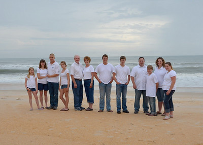 Wendy Huston Family.June 8,2012.Hammock Beach Resort