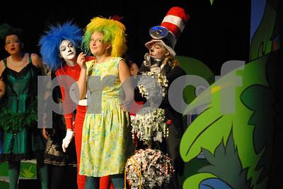 Seussical The Musical, Whitesboro H.S. 3/6/09