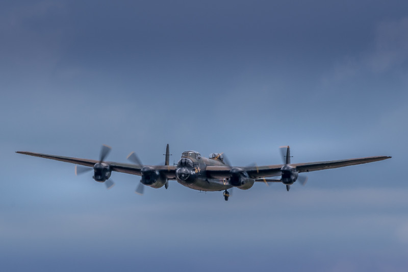 The Battle of Britain Memorial Flight Avro Lancaster