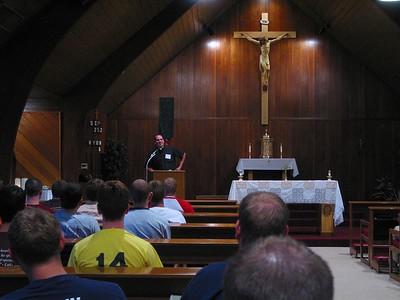 Fr. Spannagel talk