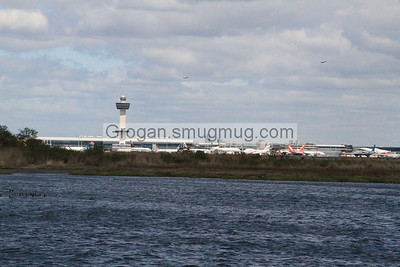 Space Shuttle Landing at JFK 4/27/12