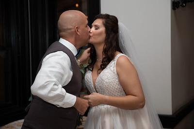 Joe and Lauren--Reception
