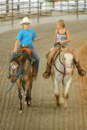 6/19/10 Riding-I Union County Saddle Club