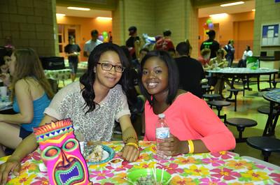 Oswego East Senior Celebration 2013
