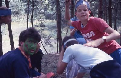 1986-1987 - Kamp - VIK - Hechtel