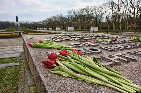 Russian War Monument Berlin