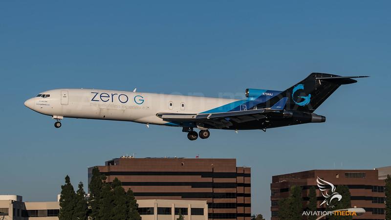 Zero-G / Boeing B727-200 / N794AJ