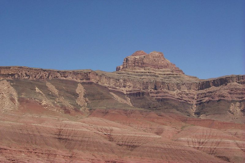 Great Unconformity Part 2   (May 31, 1999, 12:12pm)