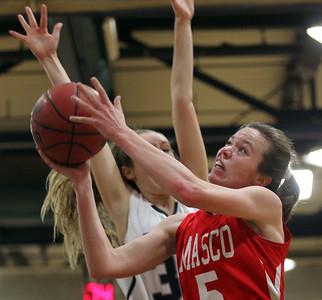 Masco vs HW CAL Girls Basketball