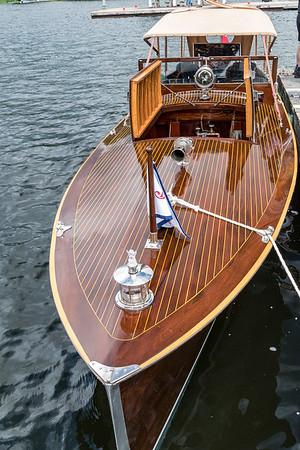 Gravenhurst Antique Boat Show