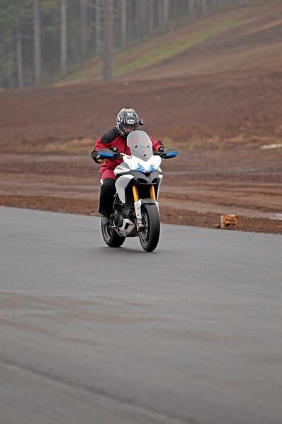 Ducati - White Multistrada