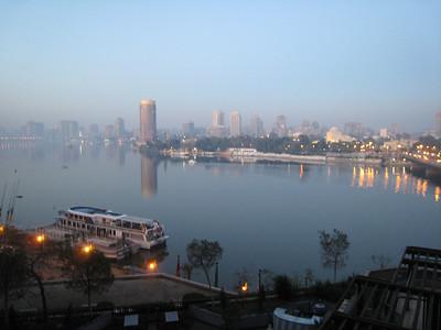Cairo: 17 - 19 January '08