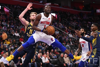 NBA: Indiana Pacers at Detroit Pistons2