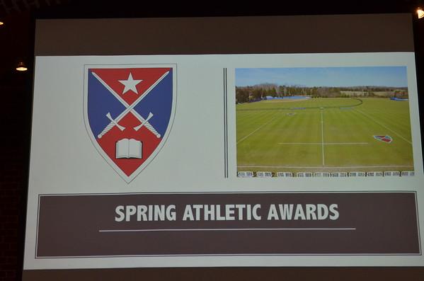 Spring Athletic Awards