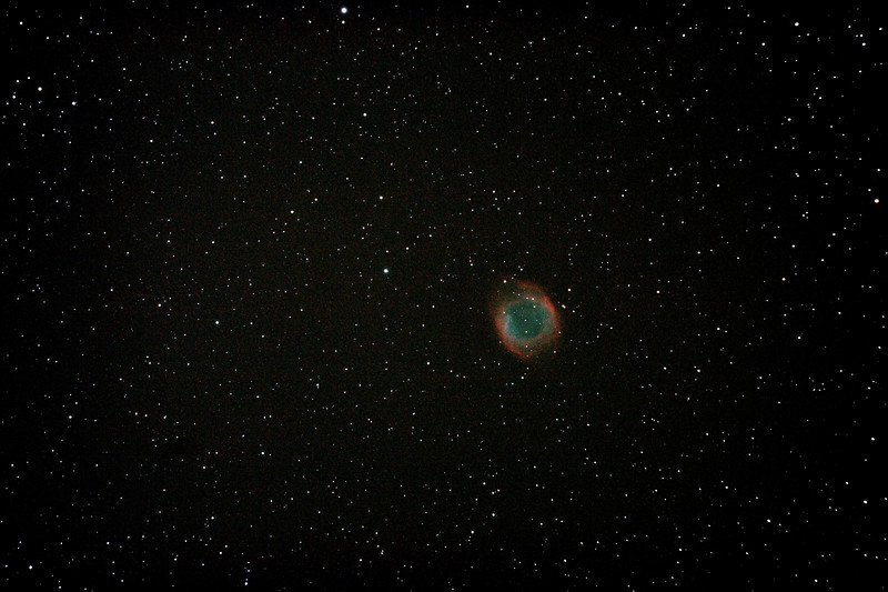 Caldwell 63 - NGC7293 - Helix Nebula -29/5/2011 (Reprocessed stack)
