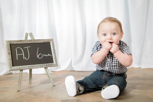 AJ 6 months