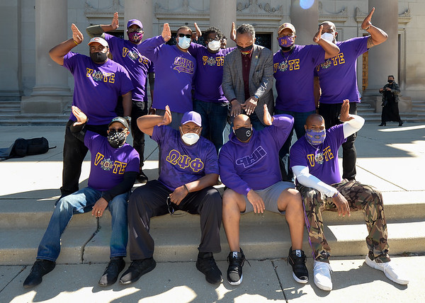 The Ques and Rainbow PUSH Voters Team 09192020