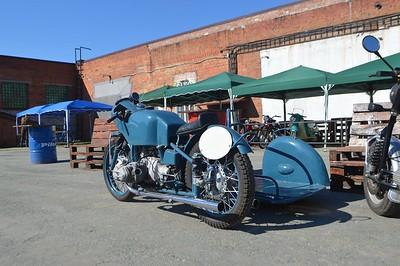 Pretty airhead sidecars