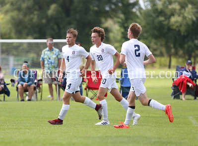 Mock Twins vs St Cloud Cathedral August 24 2019
