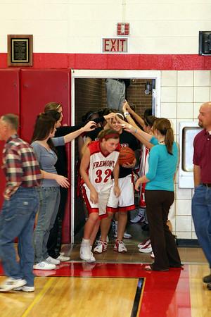 Girls Varsity Basketball - 2006-2007 -  10/17/2006 Lakeview