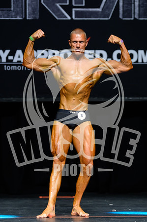 Mens Classic Physique Masters Open
