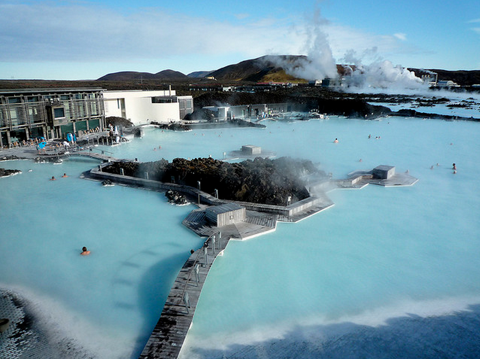 bluelagoon Reykjavik Iceland