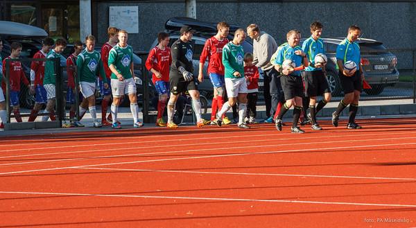 2013-08-22 4.divisjon, seriekamp, Hareid-MSIL 5-2