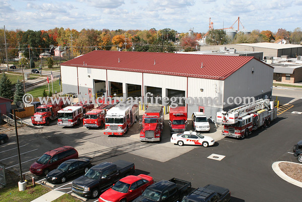 Mason, Michigan Fire Department